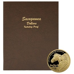 2000-2016 Sacagawea Dollar Set in Dansco Album