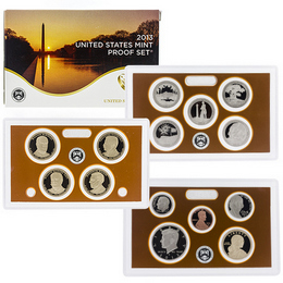 2013 14pc Proof Set