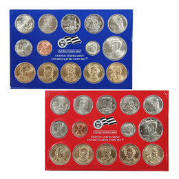 2008 Mint Set in OGP (28 coins)