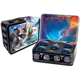 Marvel's™ Guardians of the Galaxy Vol. 2 - 5pc Silver UHR Coin Lunchbox