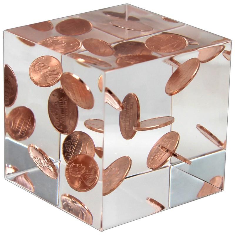 2017-P Lincoln Cent Magic Cube
