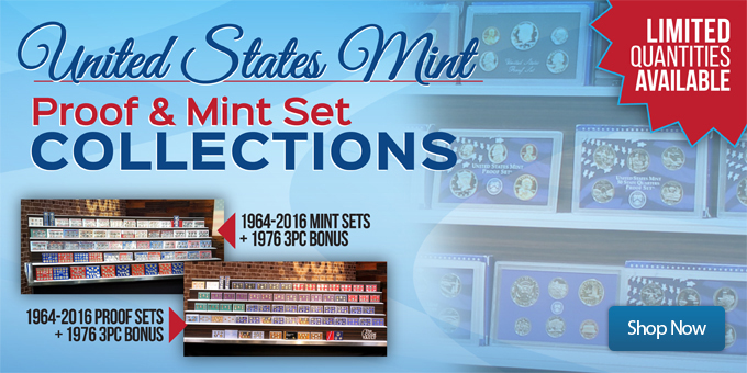 2016-Mint-Proof-Sets