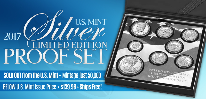 Limited Edition Silver Mint Set