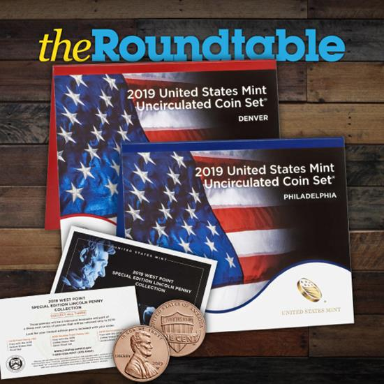 U.S. Mint To Release Uncirculated Set With Last Of the Special 2019 W Pennies