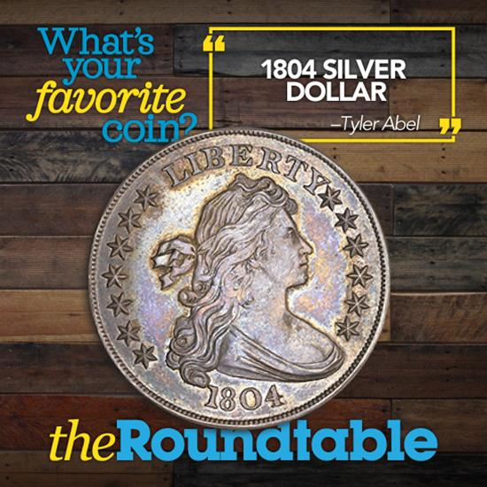 The Coin Vault Asks: What's Your Favorite Coin?