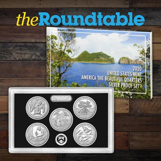 2020 America the Beautiful Silver Proof Quarters To Release Tomorrow
