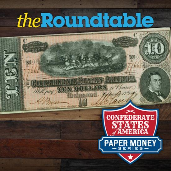 Confederate Paper Money Series Part IX: The End of the War