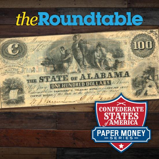 Confederate Paper Money Series Part X: Paper Money of the Southern States (Pt. 1)