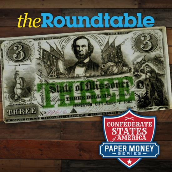 Confederate Paper Money Series XVII: Paper Money of the Southern States (Pt. 8)