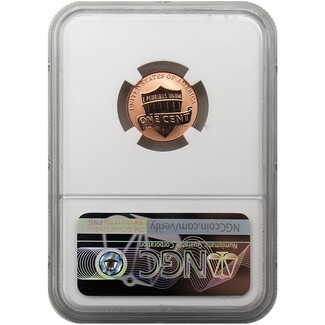 2019 W NGC PF70 REVERSE PROOF LINCOLN PENNY RD FIRST RELEASE 1c PORTRAIT LABEL