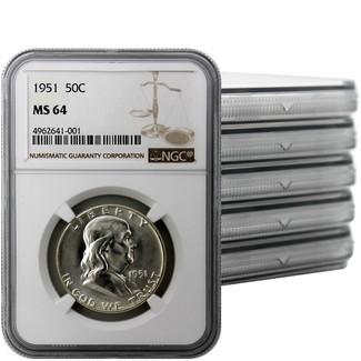 The Coin Vault - Half Dollars